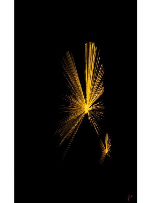 Reproducción de arte - imagen destacada - Mariposas - Diseño Digital - Abstracto - Fotografía y Pintura -pintado por Fuli